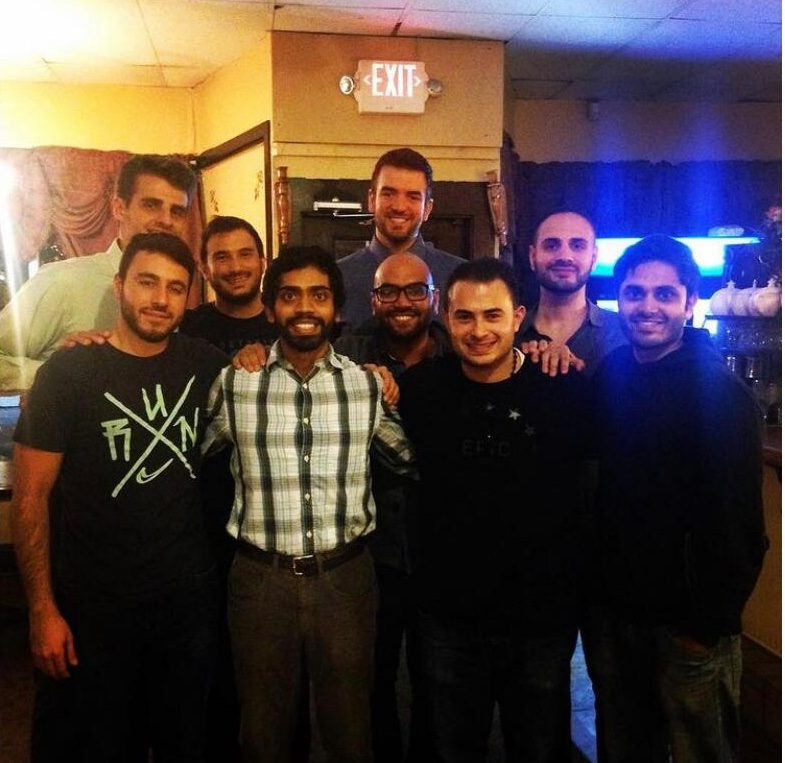 Aamir and Friends Group pic