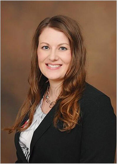 Dr. April Frater. Photo: Courtesy of Dr. Frater