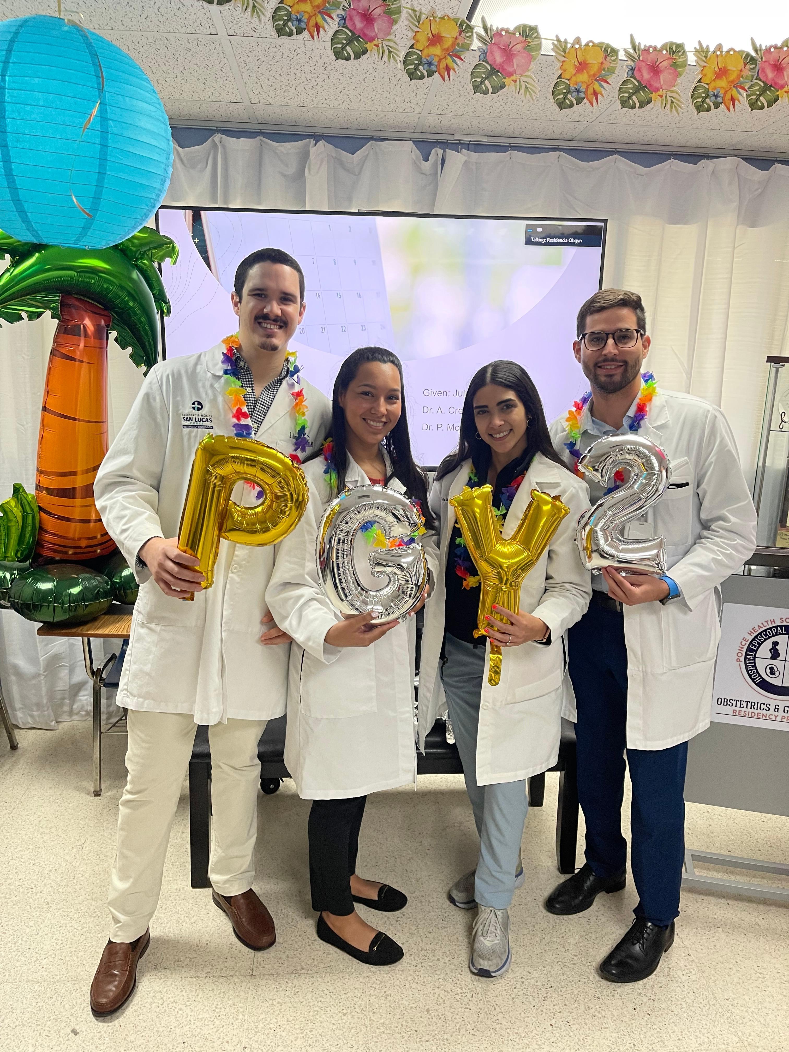 Dr Hernandez and team