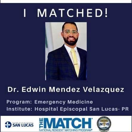 Dr. Edwin Mendez Velazquez