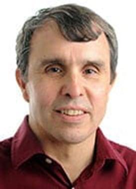 2014 Nobel Prize in Chemistry: Eric Betzig. Photo: Matt Staley/HHI