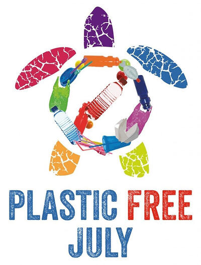 PLASTIC-FREE JULY: Raised awareness about the problems one-time-use plastics create for the environment in St. Kitts. Image: St. Kitts Sustainable Destination Council