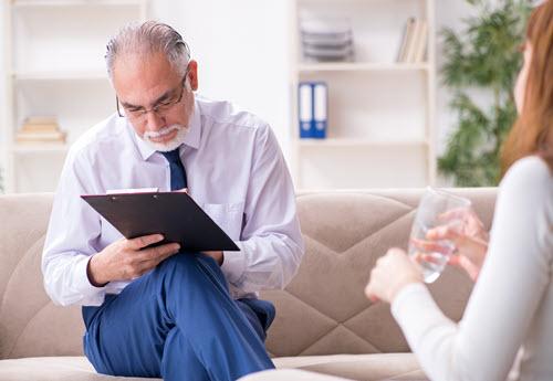 Psychiatry consultation