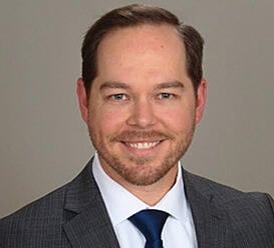 Radiology resident Dr Nick Mills