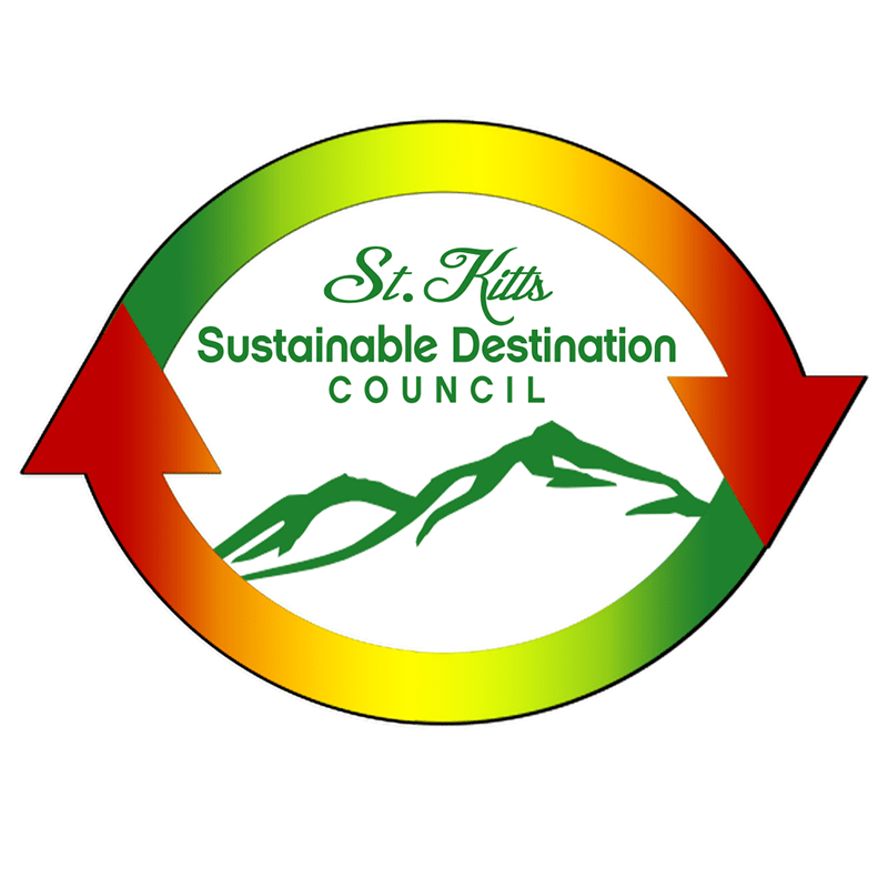 ST. KITTS SUSTAINABLE DESTINATION COUNCIL: Promoted Plastic-Free July. Image: St. Kitts Sustainable Destination Council