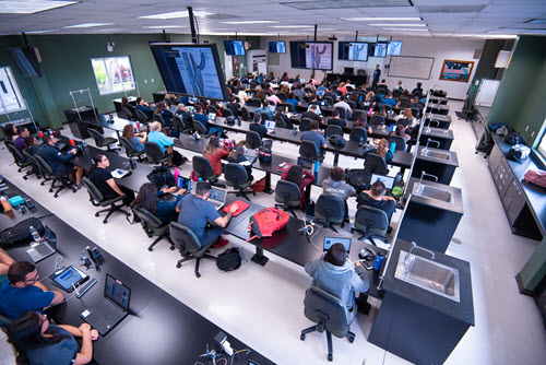 State Of Art MD lecture hall
