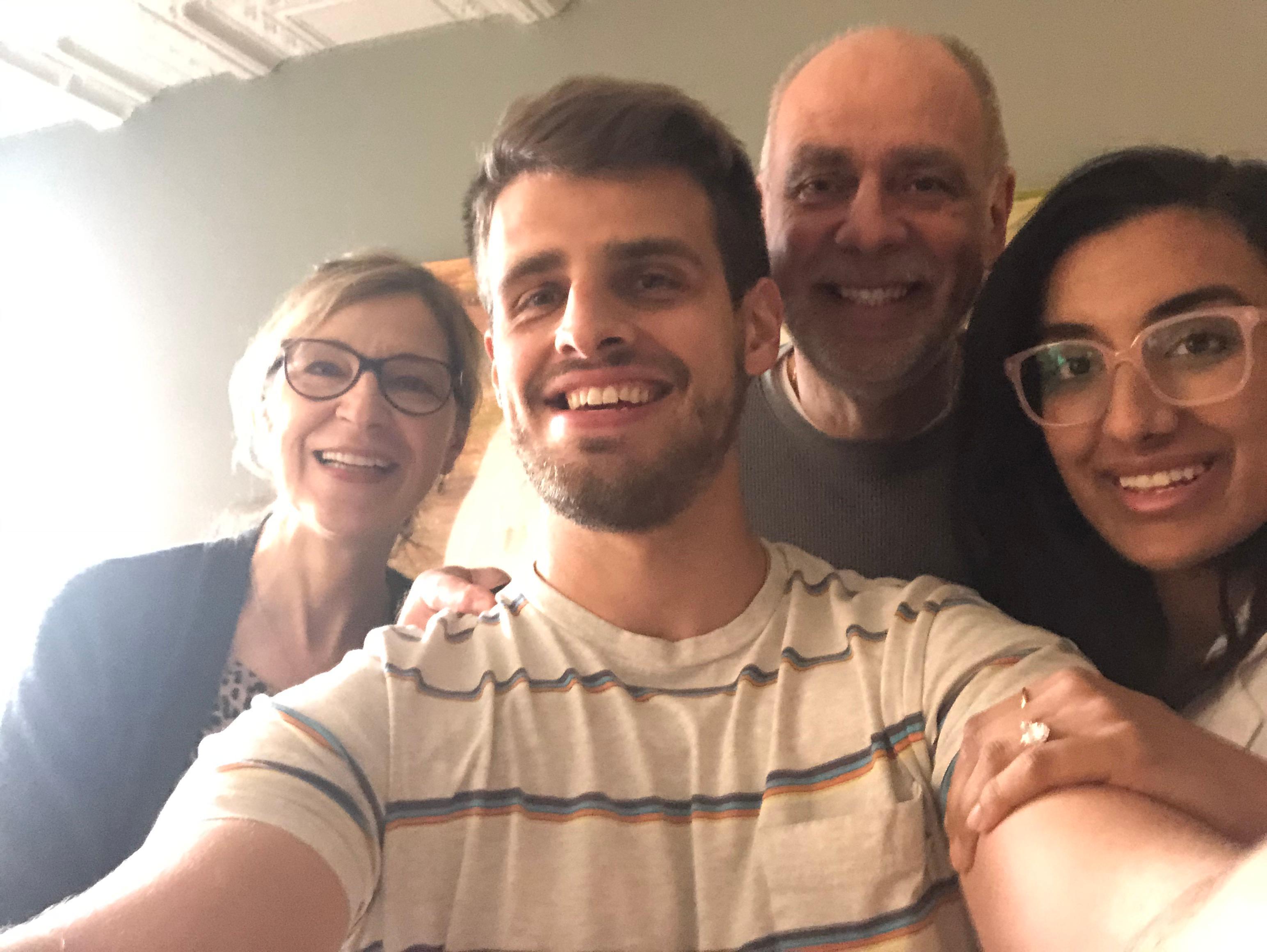 Tom Kowalski-Group Pic - Family