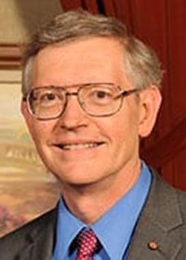 2014 Nobel Prize in Chemistry: William K .Moerner. Photo: Wikimedia Commons