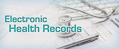 ELECTRONIC HEALTH RECORDS: EHRs have become standard in many doctors' offices. Image: Courtesy of Healthfusion