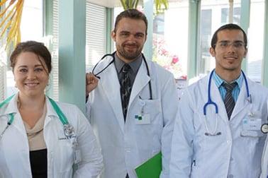 hospitalist residents seeking a rewarding career ast a medical center
