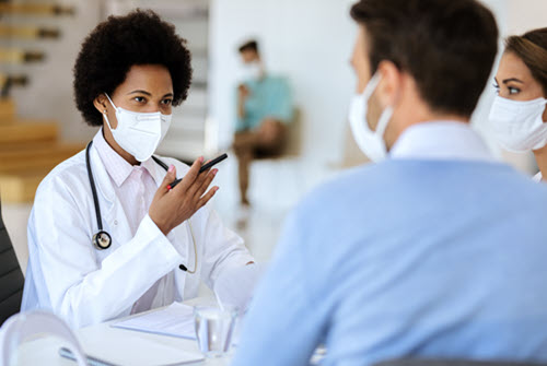 infectious disease specialist consulting