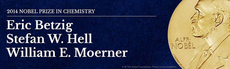 Nobel Prize 2014 - Chemistry