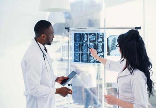 viewing Medical imaging