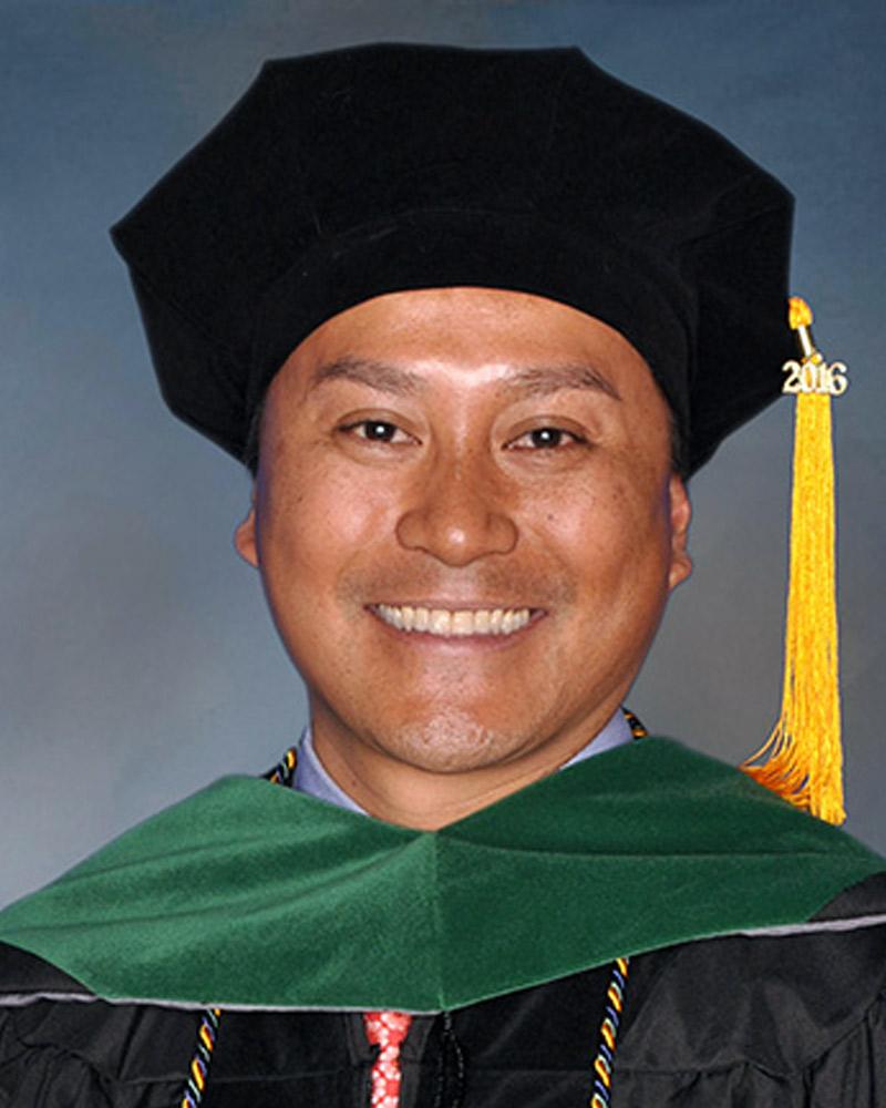 Dr. Aaron Hoo UMHS
