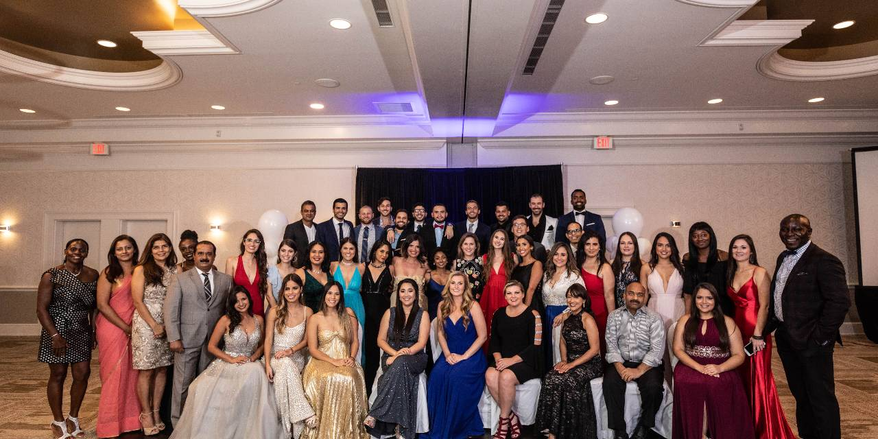 Class of 2019 Clinician Ceremony pic 2