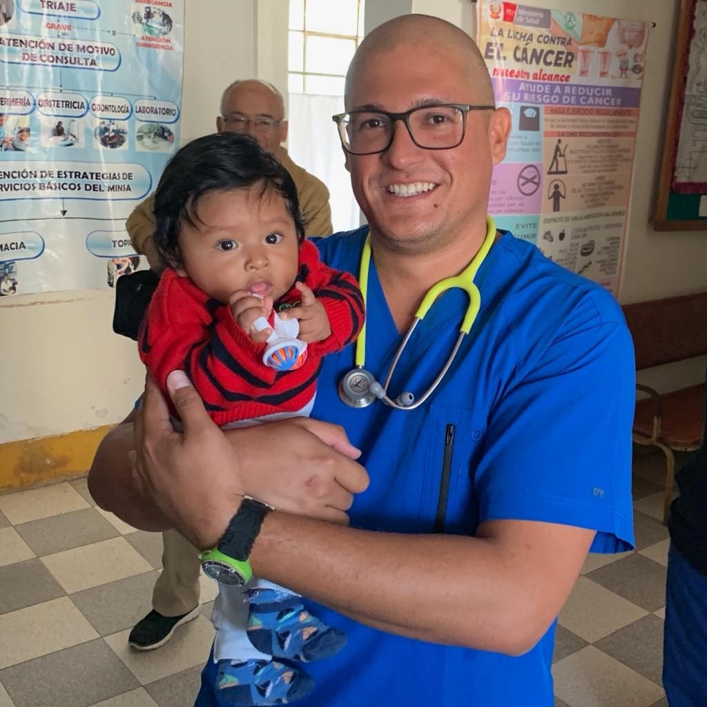 Dr Matos and Baby-Pic 2