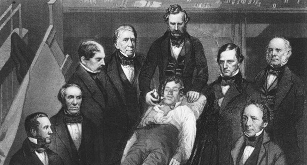 FIRST-AMERICAN-PROCEDURE-USING-ANESTHESIA