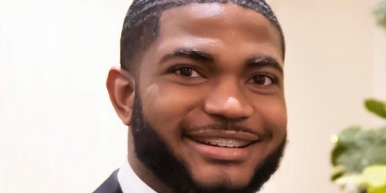 Black Lives Matter activist & med student Felix Toussaint