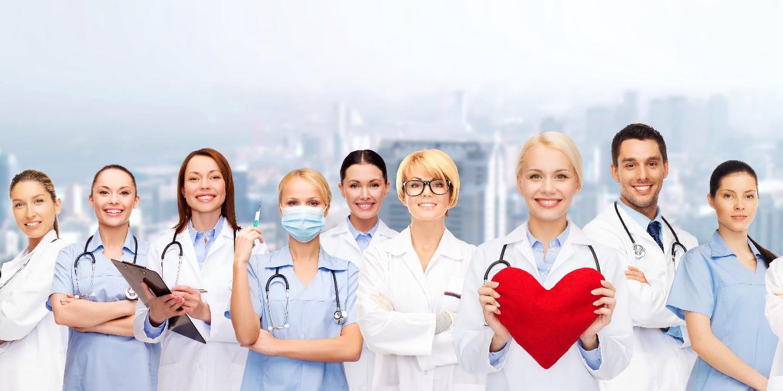 Help wanted doctors-Deposit Photos
