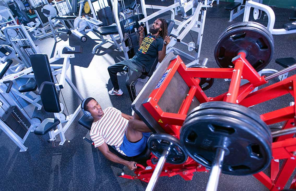 umhs gym