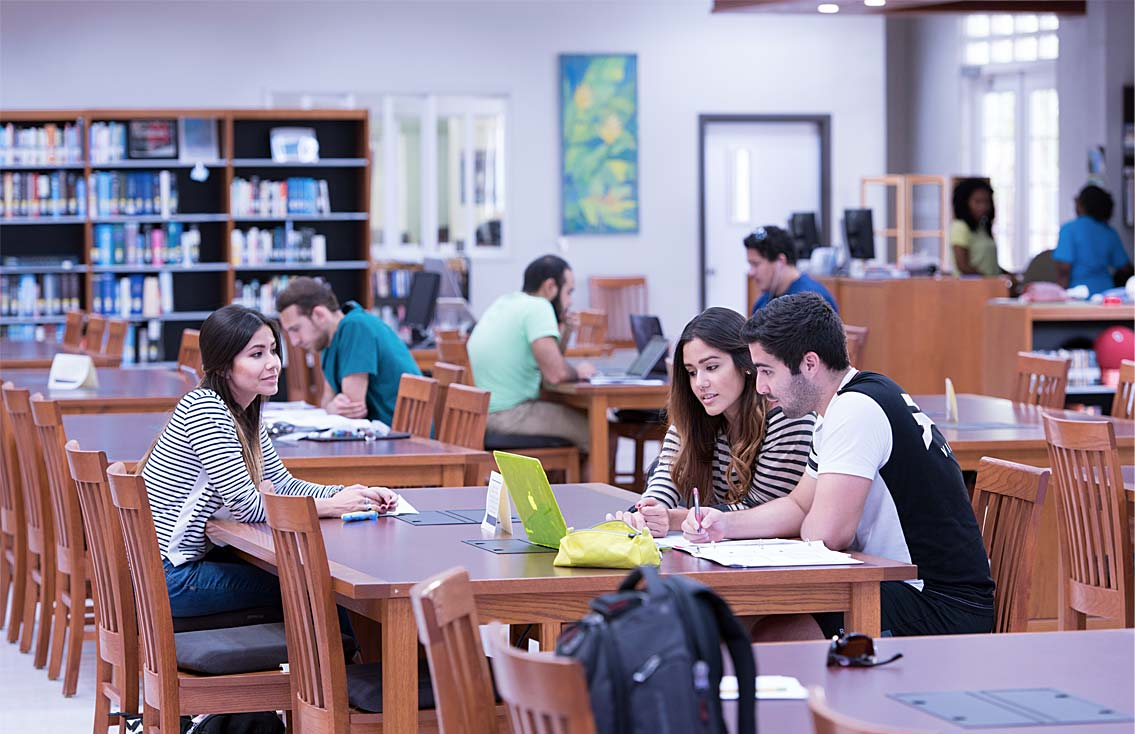 umhs library